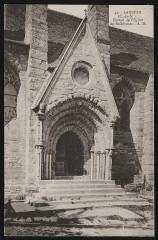Brélévenez - Portail de l'église - Lannion