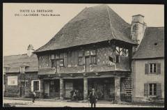 La Chèze - Vieille maison - La Chèze