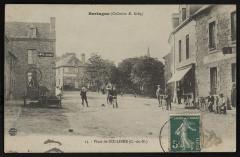 Collinée - Place - Le Mené