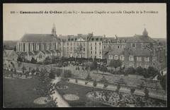 Créhen - Communauté ancienne et nouvelle chapelles de la Providence - Créhen