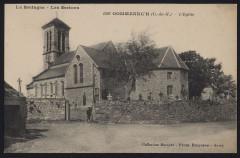 Gommenec'h - Eglise - Gommenec'h