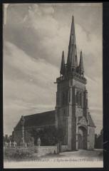 Grâces - Eglise XVIe siècle - Grâces