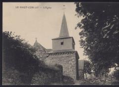 Le Haut-Corlay - Eglise - Le Haut-Corlay