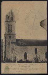 Hénansal - Méfaits de la foudre dans la nuit du 2 au 3 juillet 1912 - Hénansal
