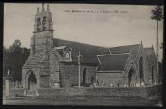 Kerfot - Eglise XIIIe siècle - Kerfot