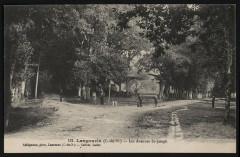 Langourla - Avenues Saint-Joseph - Le Mené