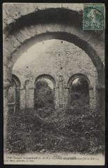 Lanleff - Colonne romane-byzantine des XIe et XIIe siècles - Lanleff