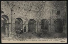 Lanleff - Temple de Lanleff - Construction romane-bizantine XIe et XIIe siècles - Lanleff