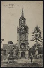 Lanvellec - Chapelle de Notre-Dame de Pitié à Saint-Carré - Lanvellec