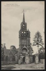 Lanvellec - Chapelle Saint-Carré - Lanvellec
