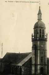 Saint-Caradec - Eglise - Saint-Caradec