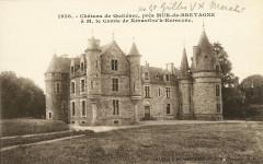 Saint-Gilles-Vieux-Marché - Château de Quélénec - Saint-Gilles-Vieux-Marché