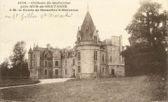 Saint-Gilles-Vieux-Marché - Château du Quélénec - Saint-Gilles-Vieux-Marché