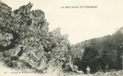 Saint-Gilles-Vieux-Marché - Gorges de Poulancre - Saint-Gilles-Vieux-Marché