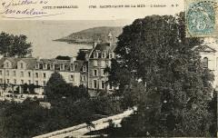 Saint-Jacut-de-la-Mer - Abbaye - Saint-Jacut-de-la-Mer