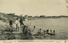 Saint-Jacut-de-la-Mer - Cale de la Banche - Saint-Jacut-de-la-Mer