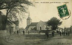 Saint-Julien - Eglise - Saint-Julien