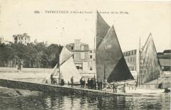 Trébeurden - Arrivée de la pêche - Trébeurden