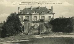 Trégon - Château de Beaussais - Beaussais-sur-Mer