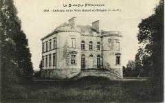Trégon - Château de la Ville-Guérif - Beaussais-sur-Mer
