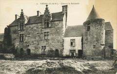 Trémel - Château de Kermerzit - Trémel