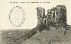 Tréméven - Tour de Coëtmen et vallée du Leff - Tréméven