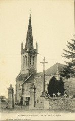 Tréméven - Eglise - Tréméven