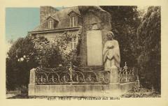 Trévé - Monument aux Morts - Trévé