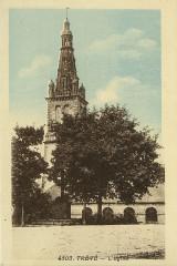 Trévé - Eglise - Trévé