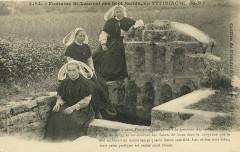 Yffiniac - Fontaine Saint-Laurent des Sept Saints - Yffiniac