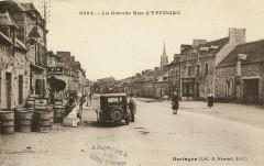 Yffiniac - Grande Rue - Yffiniac