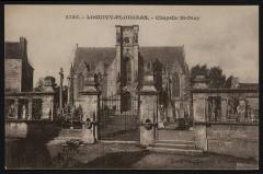 Loguivy-Plougras - Chapelle Saint-Yves - Loguivy-Plougras