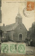 Quintin - Chapelle Saint-Yves - Quintin