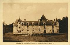 Plédran - Château de Craffault - Plédran