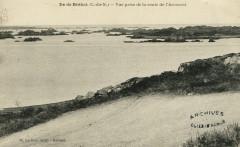 Ploubazlanec - Bateau du passeur pour Bréhat - Ploubazlanec