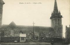 Plufur - Eglise 1772 - Plufur