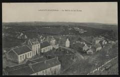 Loguivy-Plougras - Mairie et écoles - Loguivy-Plougras