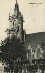 Plouaret - Eglise du XVIe siècle 22 Plouaret
