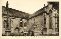 Ploubezre - Chapelle de Kerfons - Ploubezre