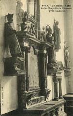 Ploubezre - Chapelle de Kerfons Saint-Sébastien - Ploubezre