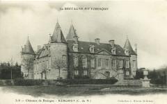 Ploubezre - Château de Kergrist - Ploubezre