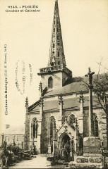 Plouëc-du-Trieux - Intérieur de l'église - Plouëc-du-Trieux