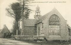 Plounévez-Moëdec - Chapelle de Kermanac'h du XVe siècle - Plounévez-Moëdec