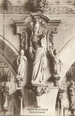 Runan - Eglise Notre-Dame - Runan