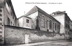Rennes, Clinique d'Ille & Rance (David & Vallois)