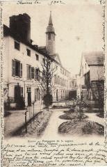Rennes, Pensionnat de la Sagesse (J David) - 1