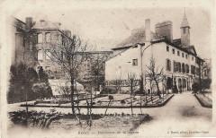 Rennes, Pensionnat de la Sagesse (J David) - 2