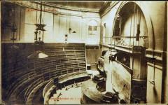 Paris, Ecole polytechnique, Amphithéâtre de Chimie (J David, 1904) - 1