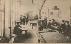Paris, Ecole polytechnique, La Salle de Jeux (J David, 1904)