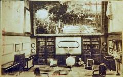 Paris, Ecole polytechnique, Salle d'Honneur (J David, 1904)